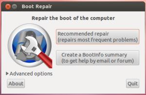 boot-repair
